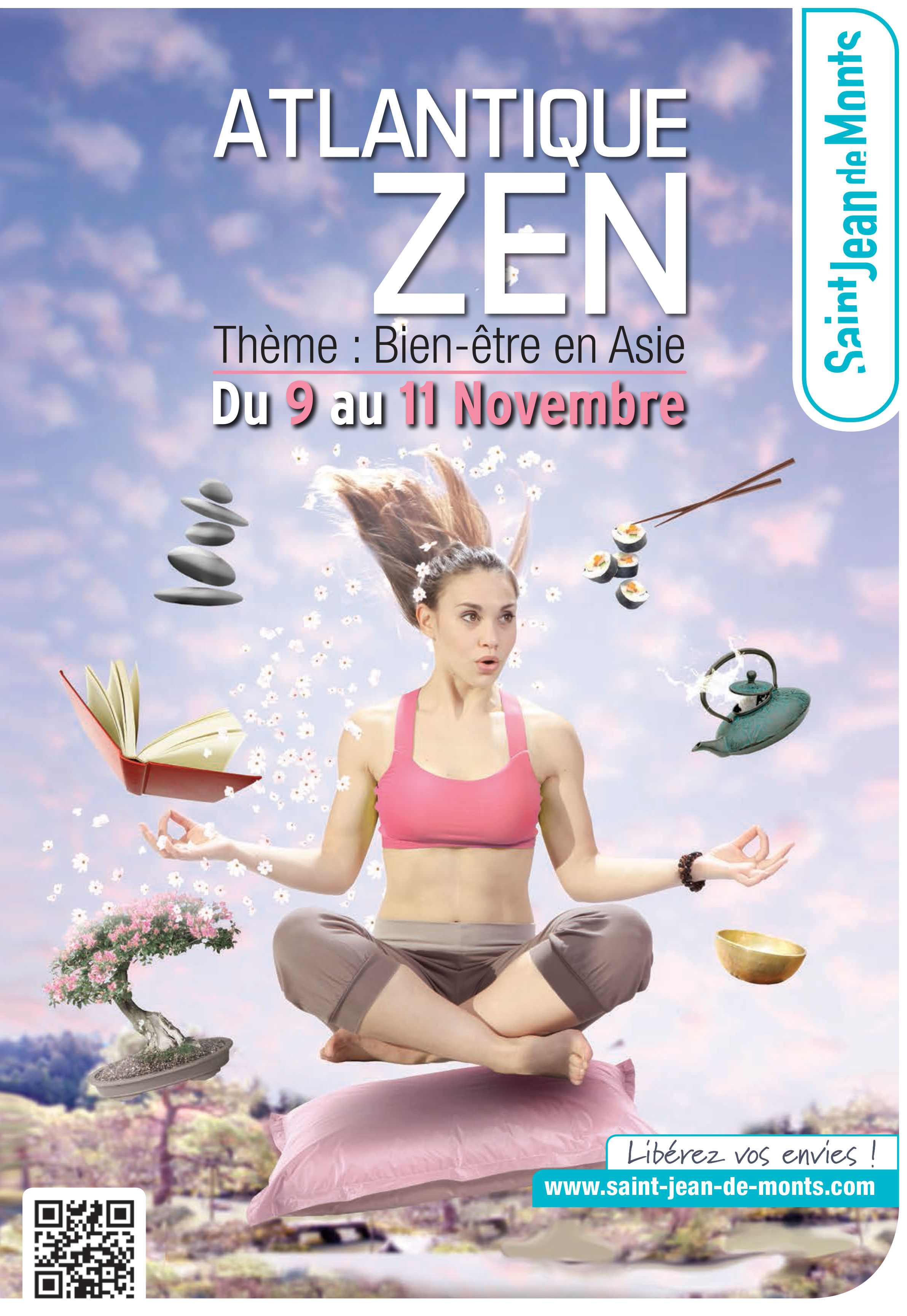 Salon Atlantique Zen Vendée Feng Shui