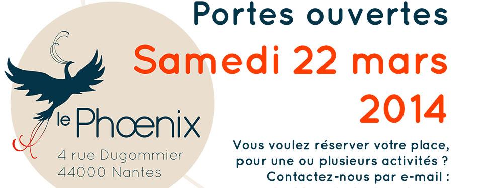 Inauguration du centre bien-être Le Phoenix à Nantes