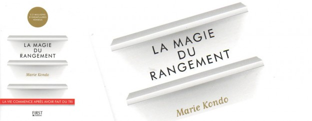 La magie du rangement : la méthode KonMari
