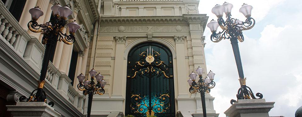 Une entrée Feng Shui