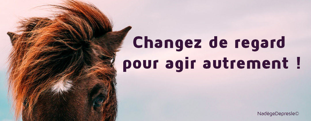 Changez de regard !